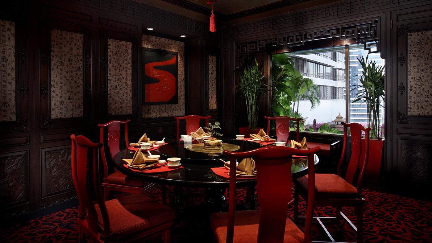 Sui Sian Chinese Restaurant The Landmark Bangkok Sukhumvit